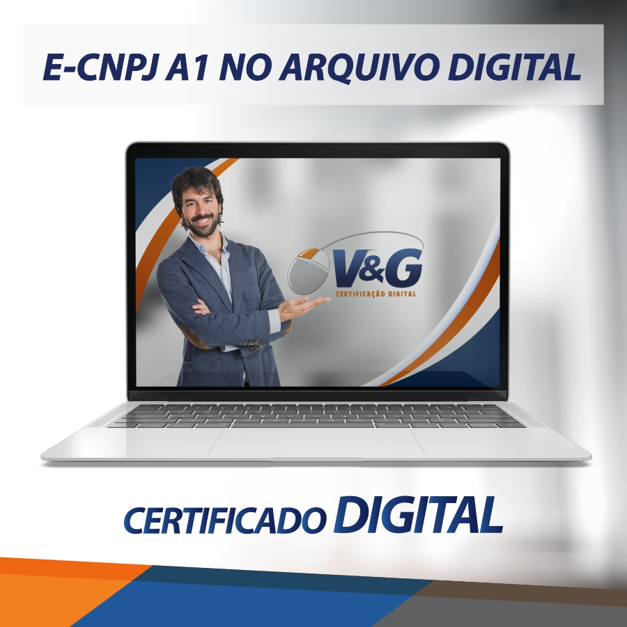 E-CNPJ A1 NO ARQUIVO DIGITAL